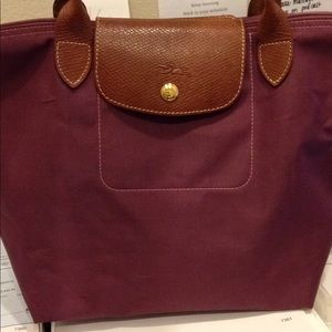 Longchamp Le Pilage tote medium